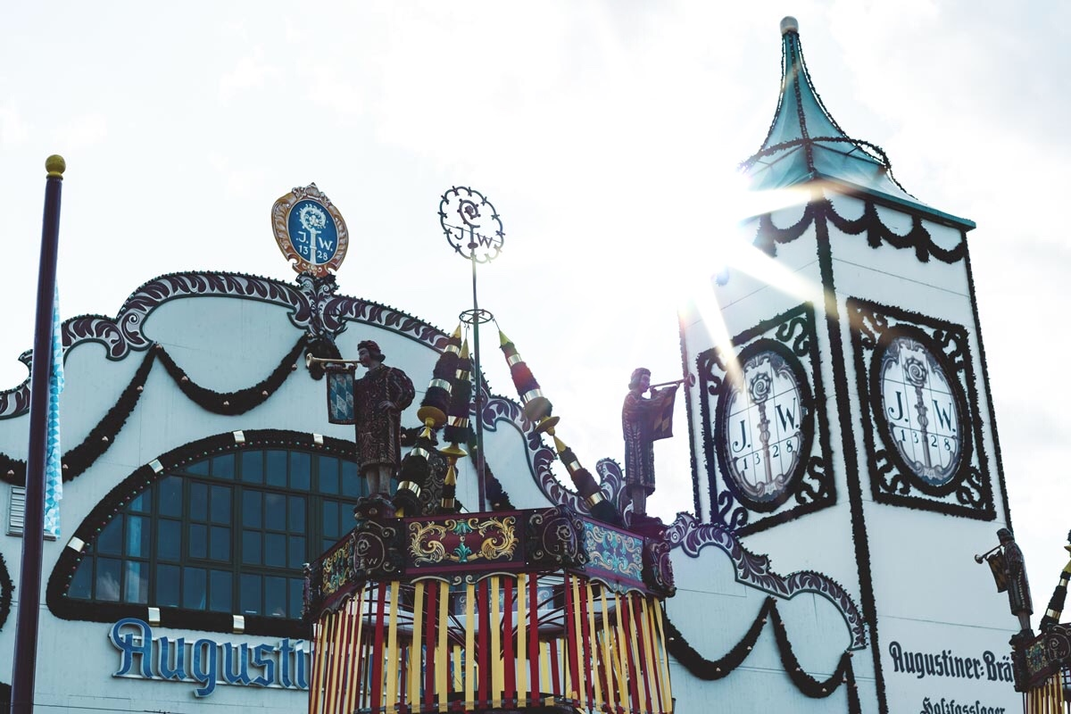 Augustiner Festzelt, Oktoberfest