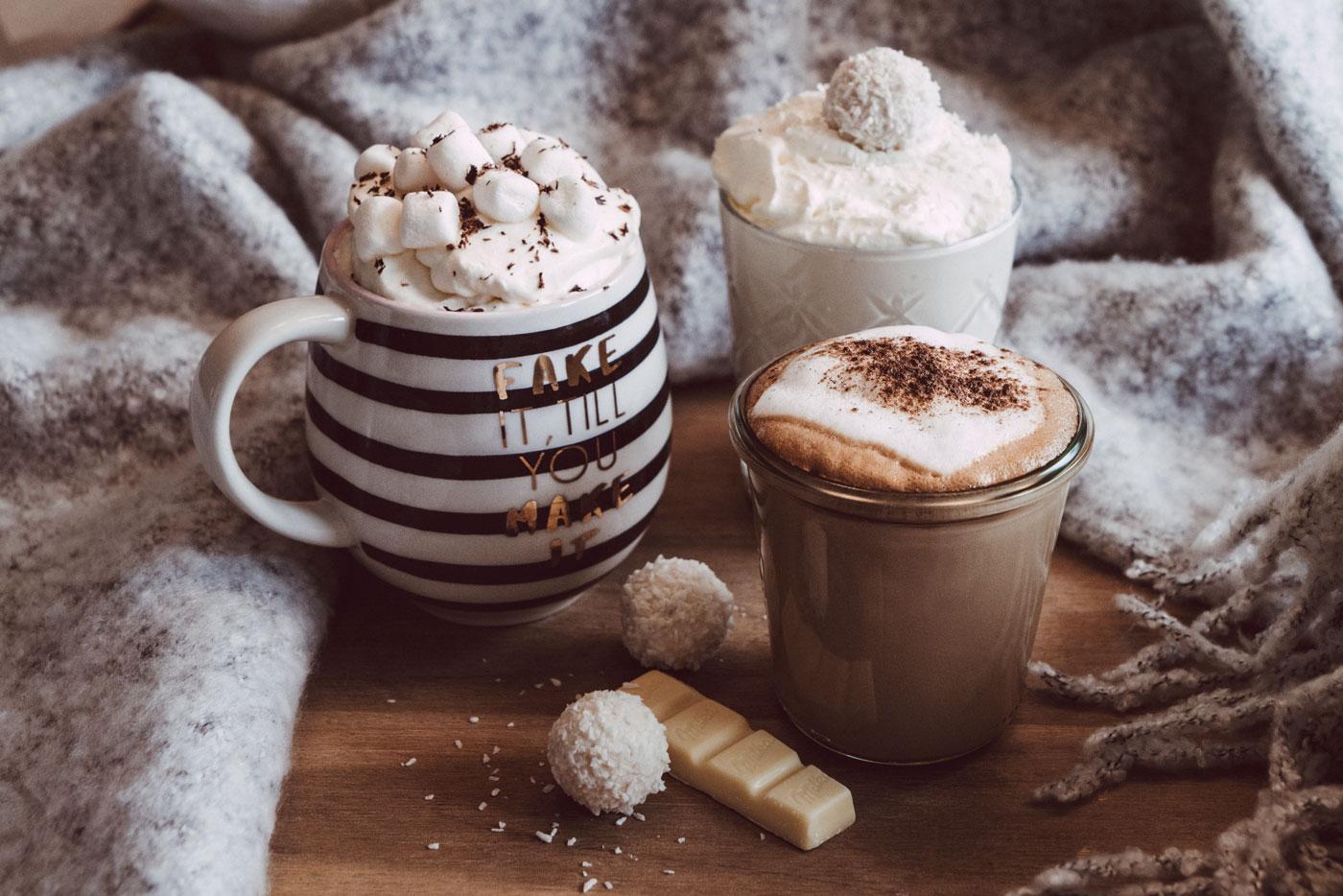Lifestyle: Heiße Getränke für kalte Tage - 12mal12